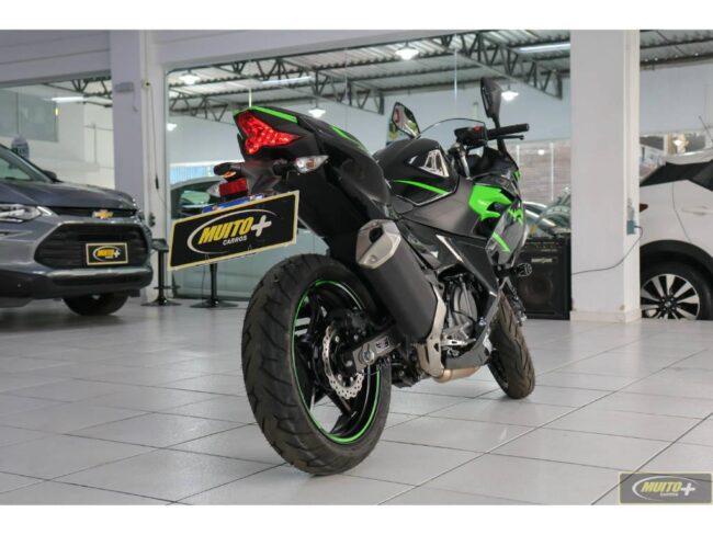 Kawasaki Ninja 400 EX 2020