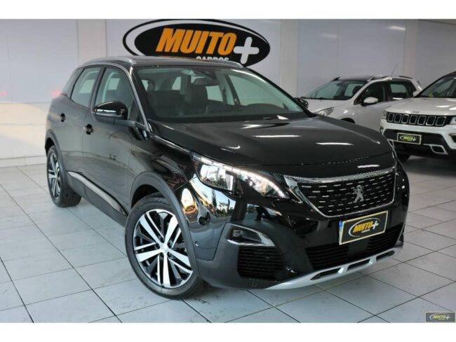 Peugeot 3008 1.6 THP Griffe Pack 2020