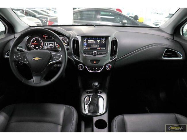 Chevrolet Cruze Hatch 1.4 LT automático 2020
