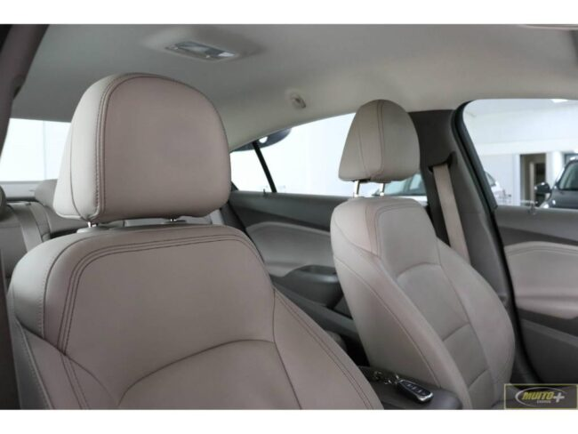 Chevrolet Cruze Sedan 1.4 LTZ automático 2018