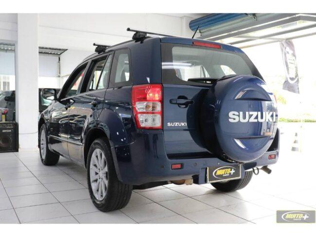 Suzuki Grand Vitara 2.0 automático 2014