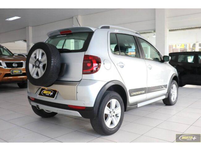 Volkswagen CrossFox 1.6 2011