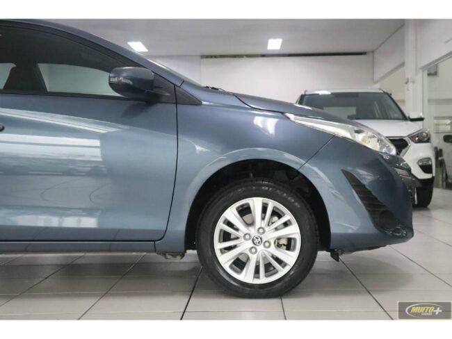 Toyota Yaris 1.3 XL Plus Tech 2019