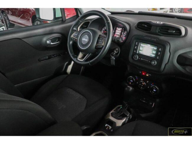 Jeep Renegade 1.8 Longitude AT 2016