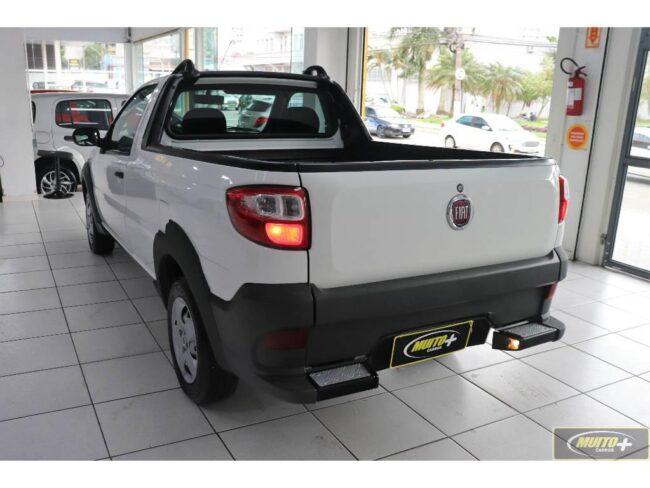 Fiat Strada 1.4 HARD WORKING CS 2019