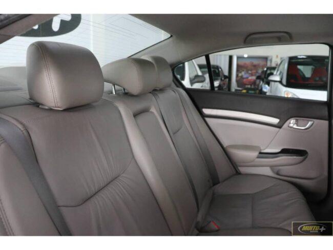 Honda Civic 1.8 EXS automático 2012