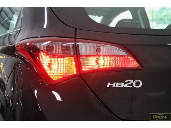 Hyundai HB20 1.0 Comfort 2019