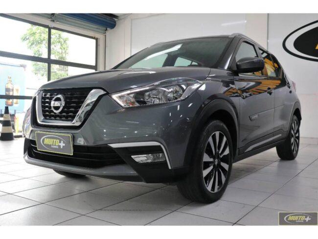 Nissan Kicks 1.6 SV CVT 2017