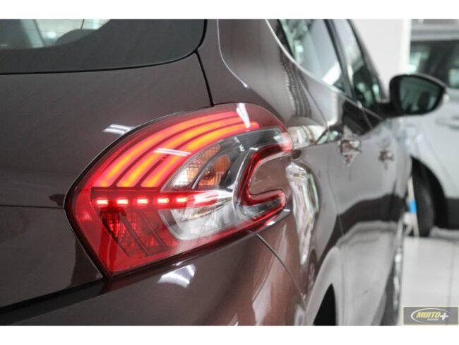 Peugeot 208 1.6 Griffe automático 2017