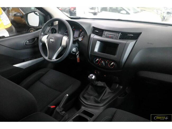 Nissan Frontier 2.3 S 4X4 Diesel Mecânica 2019